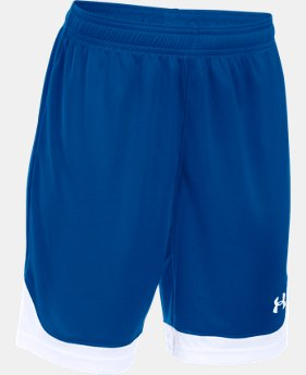 Boys' UA Maquina Shorts LIMITED TIME: FREE SHIPPING  $19.99