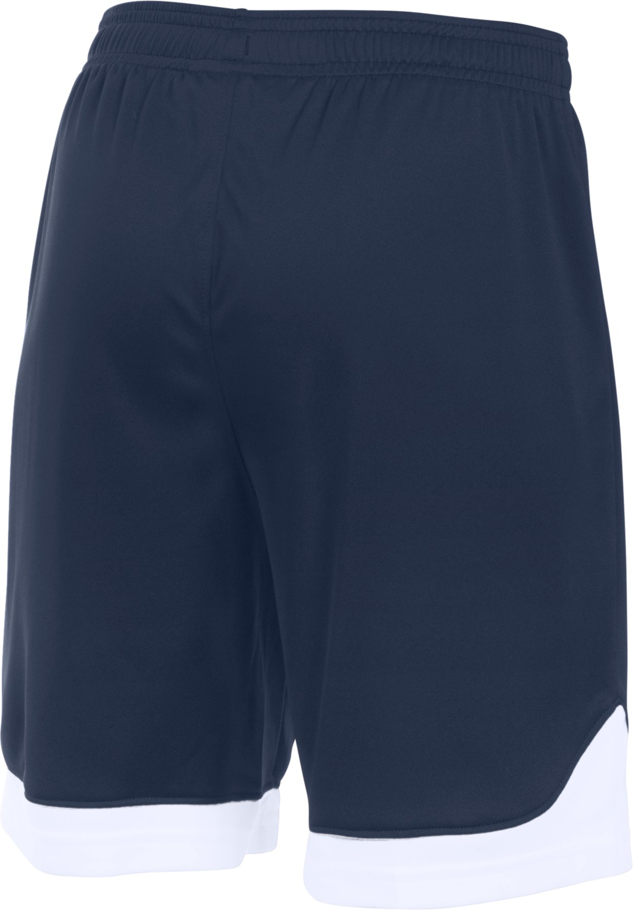 Boys' UA Maquina Shorts, Midnight Navy, undefined