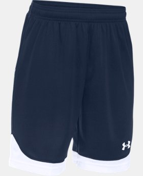 Boys' UA Maquina Shorts LIMITED TIME: FREE U.S. SHIPPING 1  Color Available $19.99