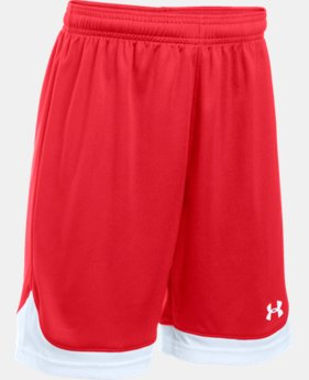 Boys' UA Maquina Shorts  1 Color $22.99
