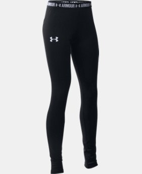 Girls' HeatGear® Armour Legging   $39.99