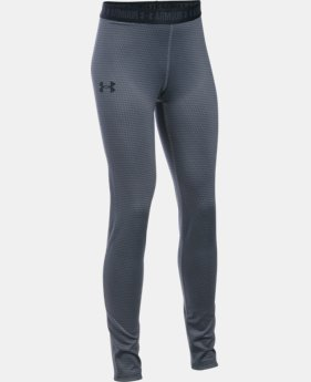 Girls' UA HeatGear® Armour Printed Legging   $39.99