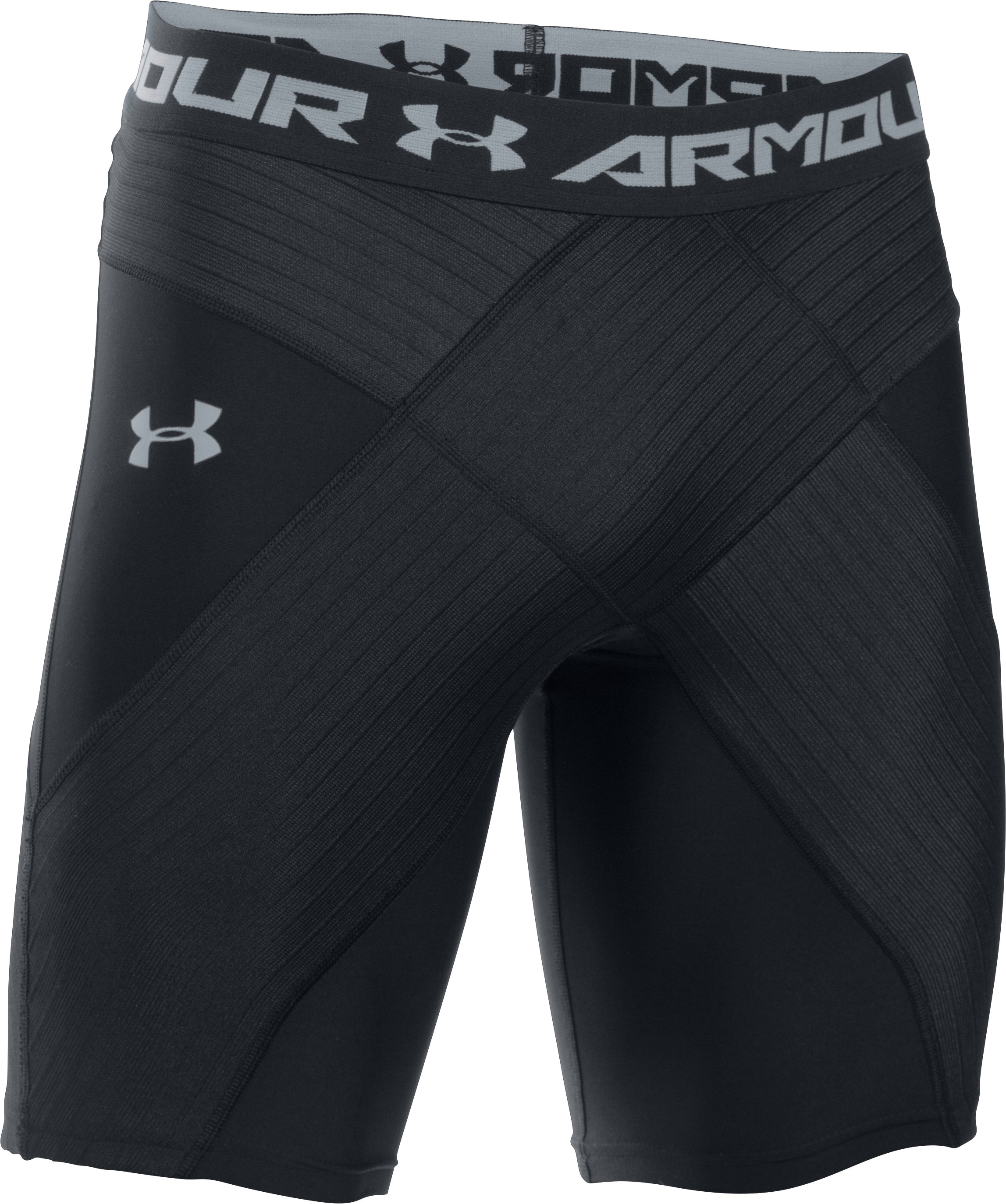 Men's UA Coreshort Pro, Black , undefined