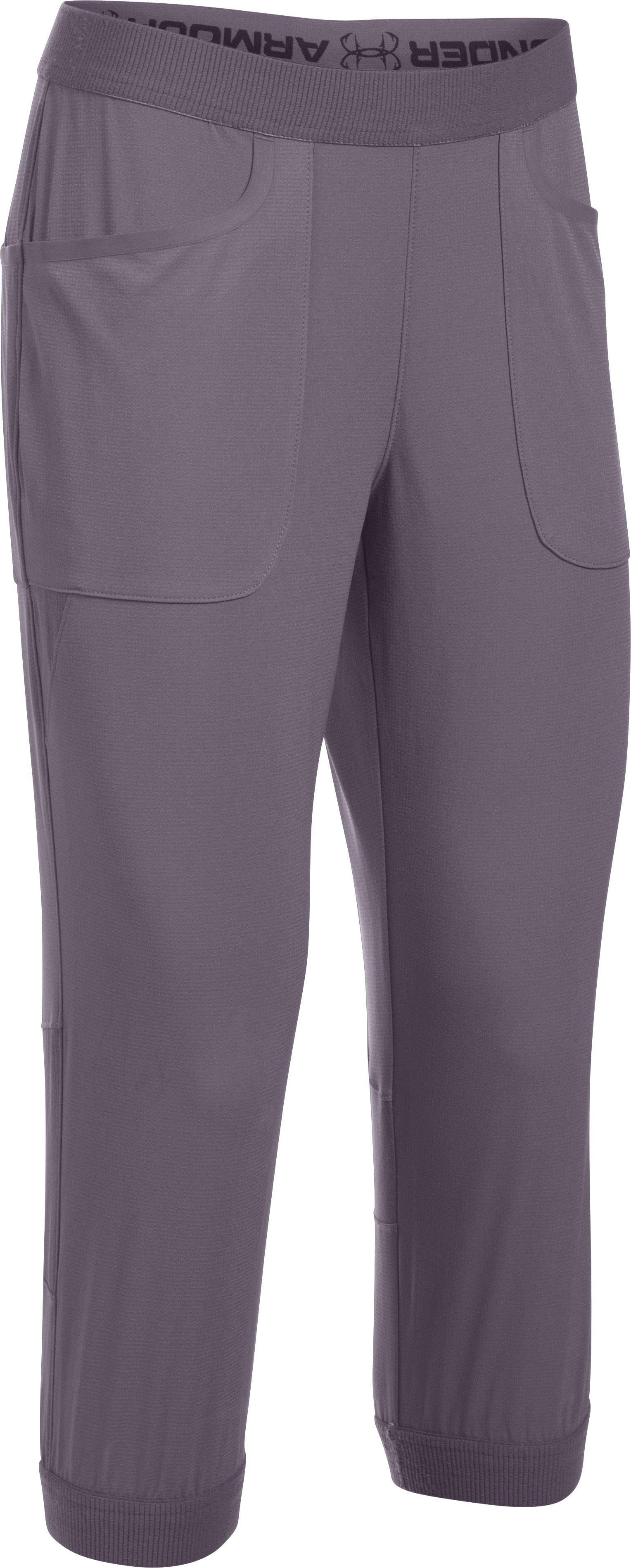 Women's UA ArmourVent™ Fishing Pants, FLINT,