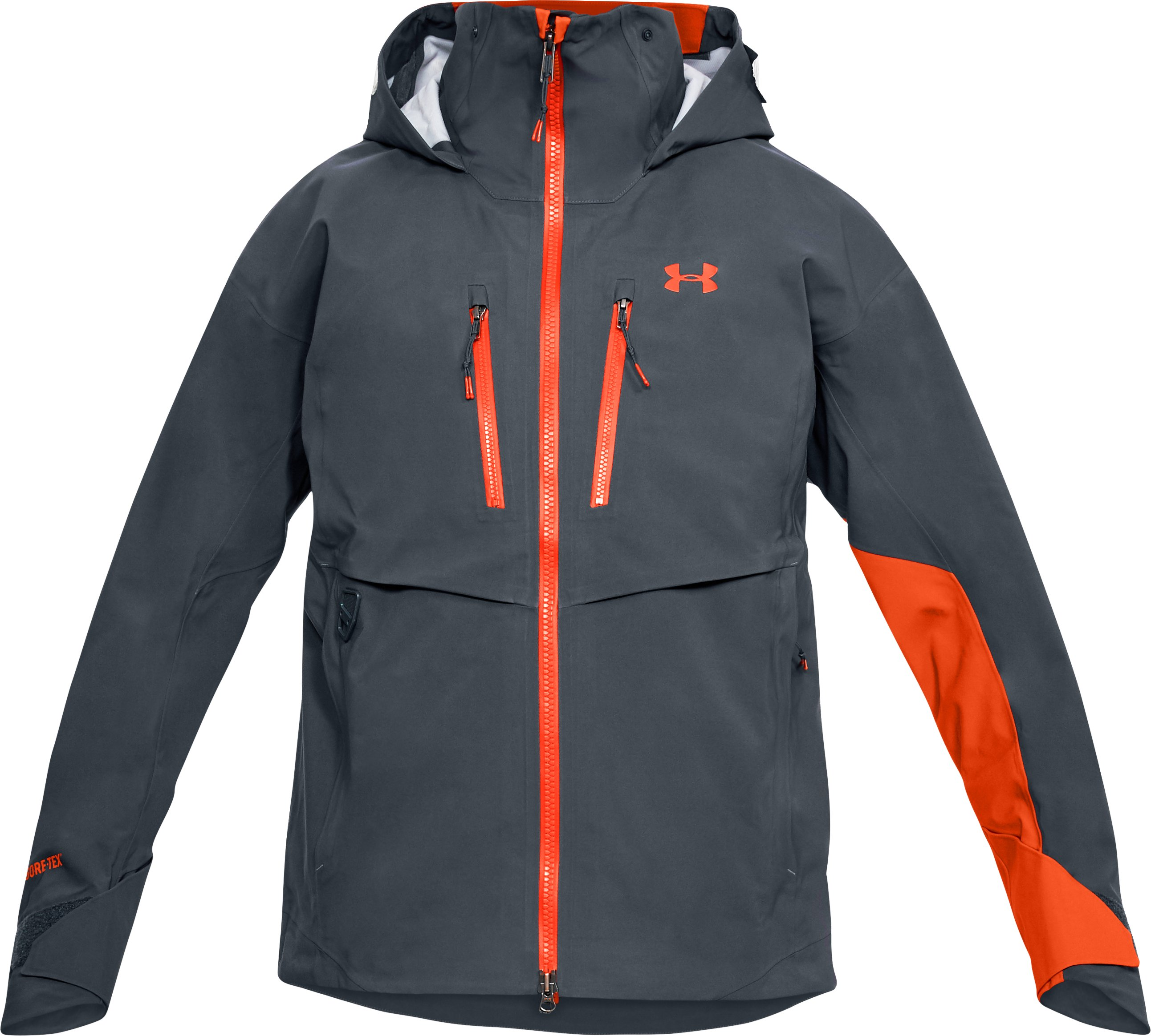 Men's UA Ridge Reaper® Gore-Tex® Jacket, STEALTH GRAY,