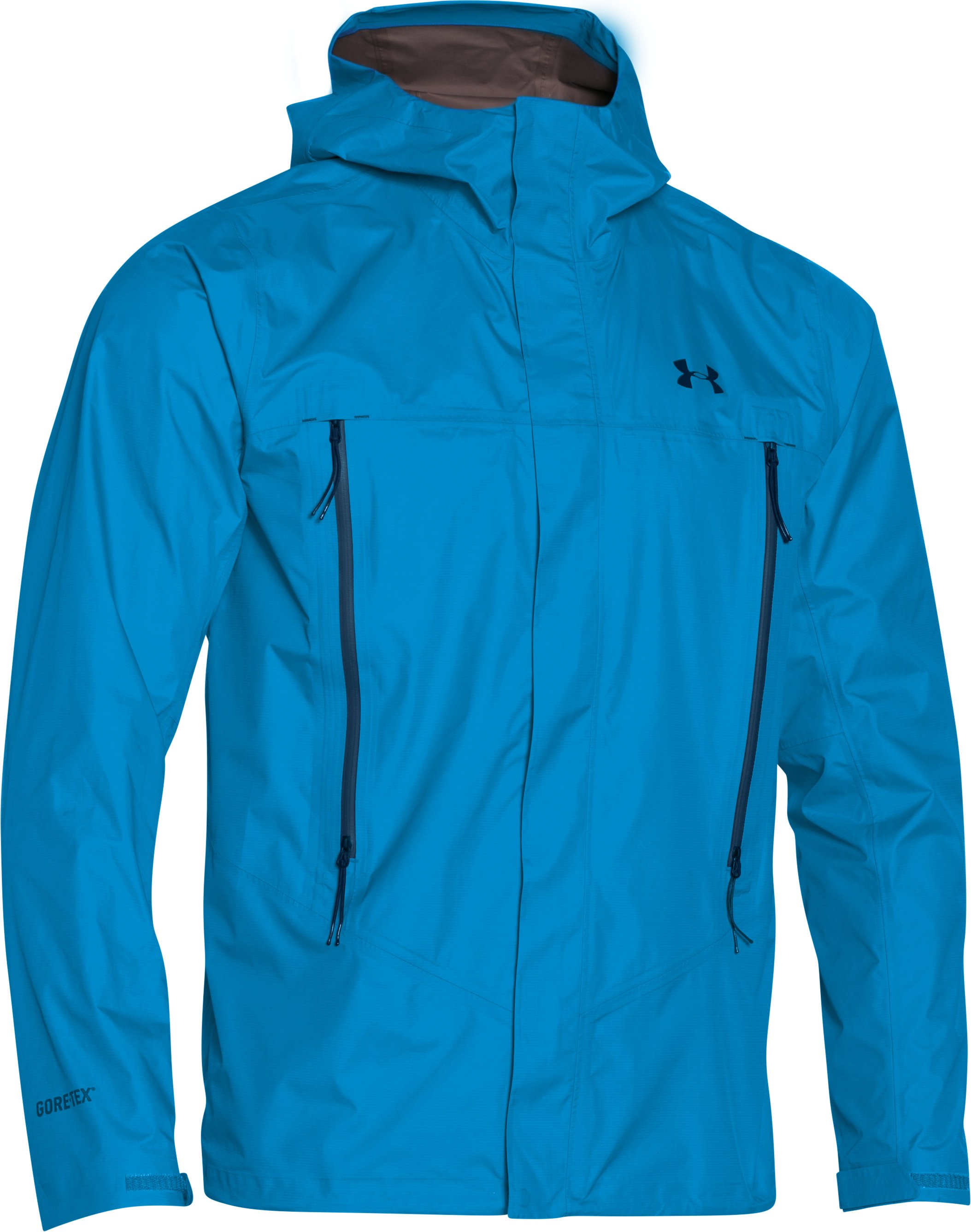 Men's UA Storm Hurakan GORE-TEX® Paclite Jacket, ELECTRIC BLUE