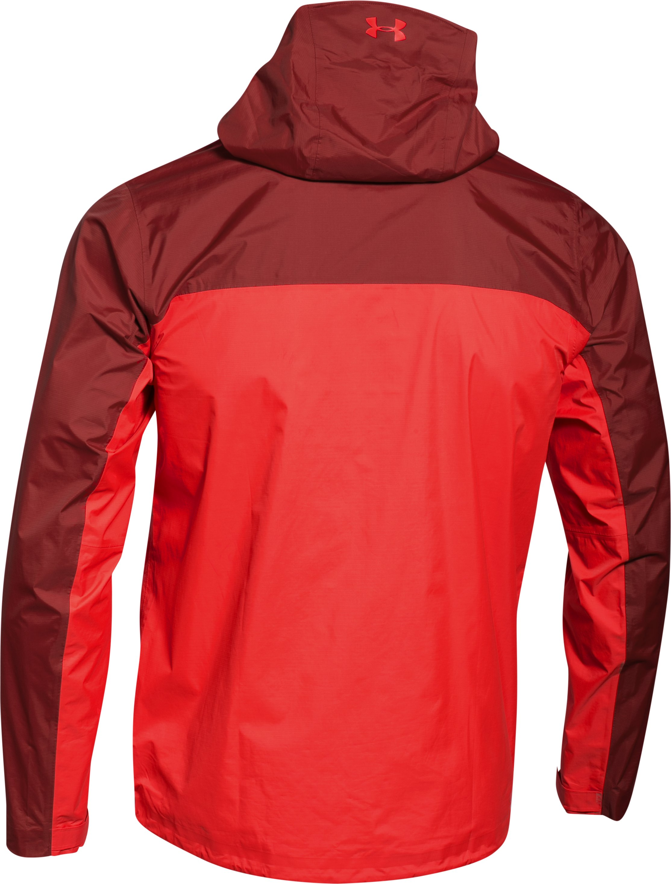 Men's UA Storm Hurakan GORE-TEX® Paclite Jacket, DAREDEVIL RED, undefined
