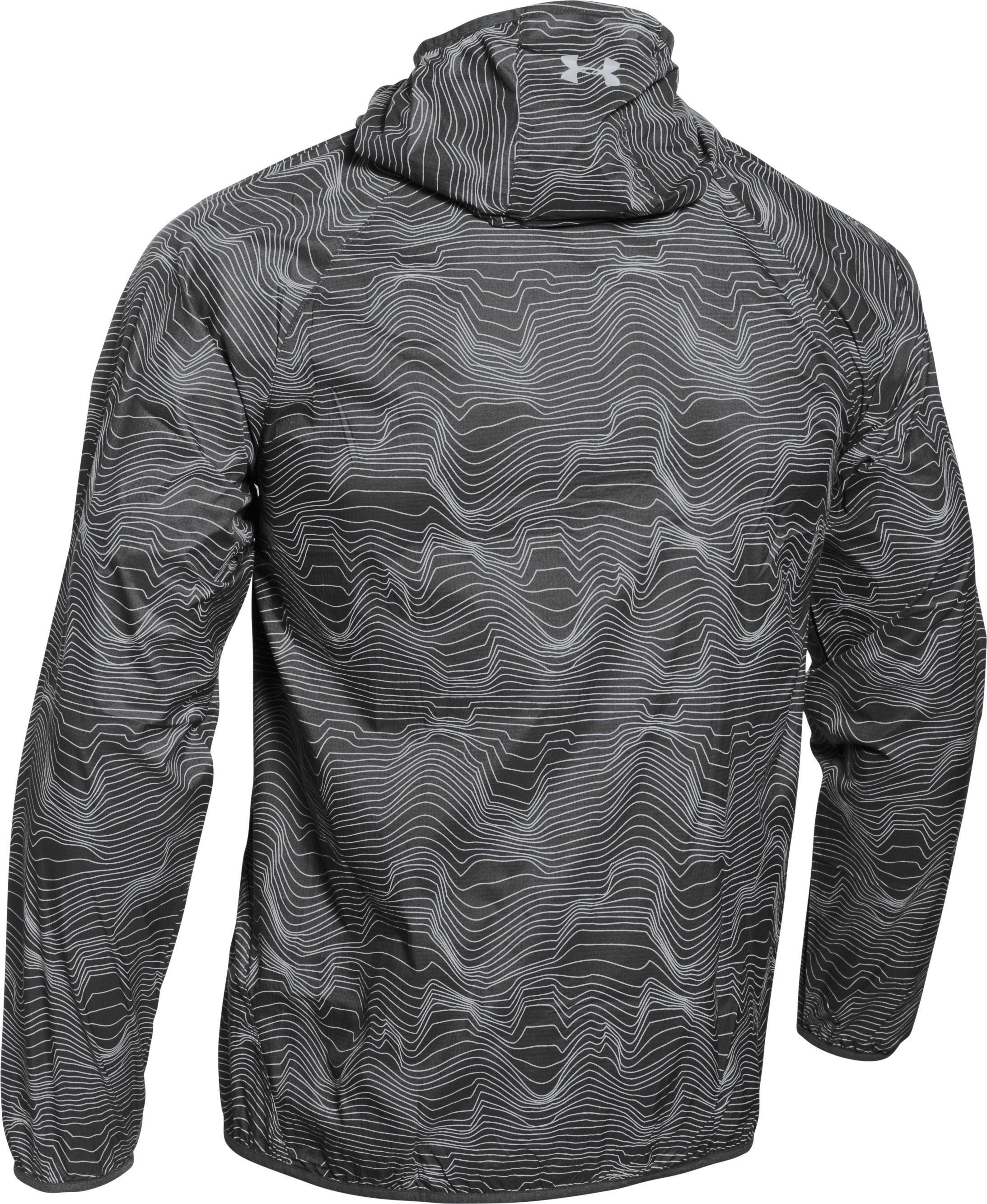 Men's UA Storm Anemo Jacket, ANTHRACITE, undefined