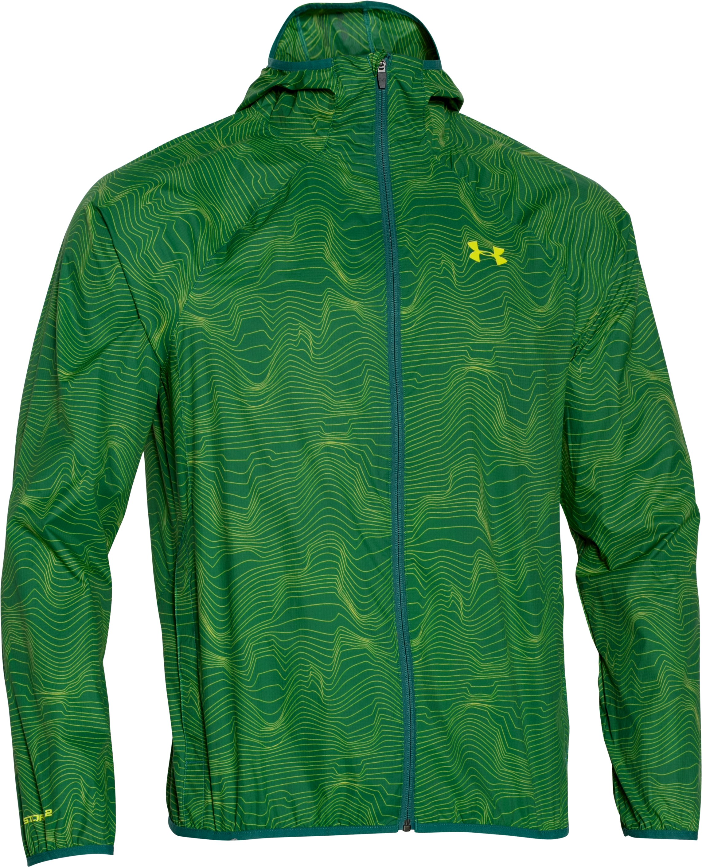 Men's UA Storm Anemo Jacket, RACK, zoomed image