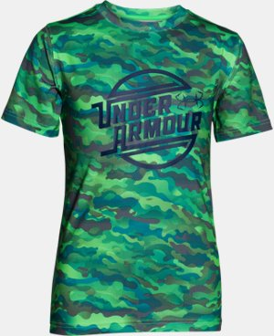Boys' UA CoolSwitch Thermocline T-Shirt  2 Colors $33.99
