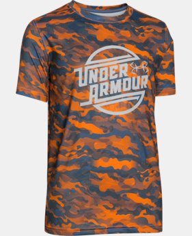 Boys' UA CoolSwitch Thermocline T-Shirt  1 Color $44.99
