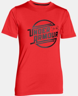 Boys' UA CoolSwitch Thermocline T-Shirt LIMITED TIME: FREE U.S. SHIPPING  $22.49 to $29.99