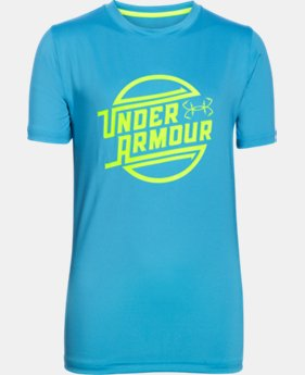 Boys' UA CoolSwitch Thermocline T-Shirt  1 Color $29.99