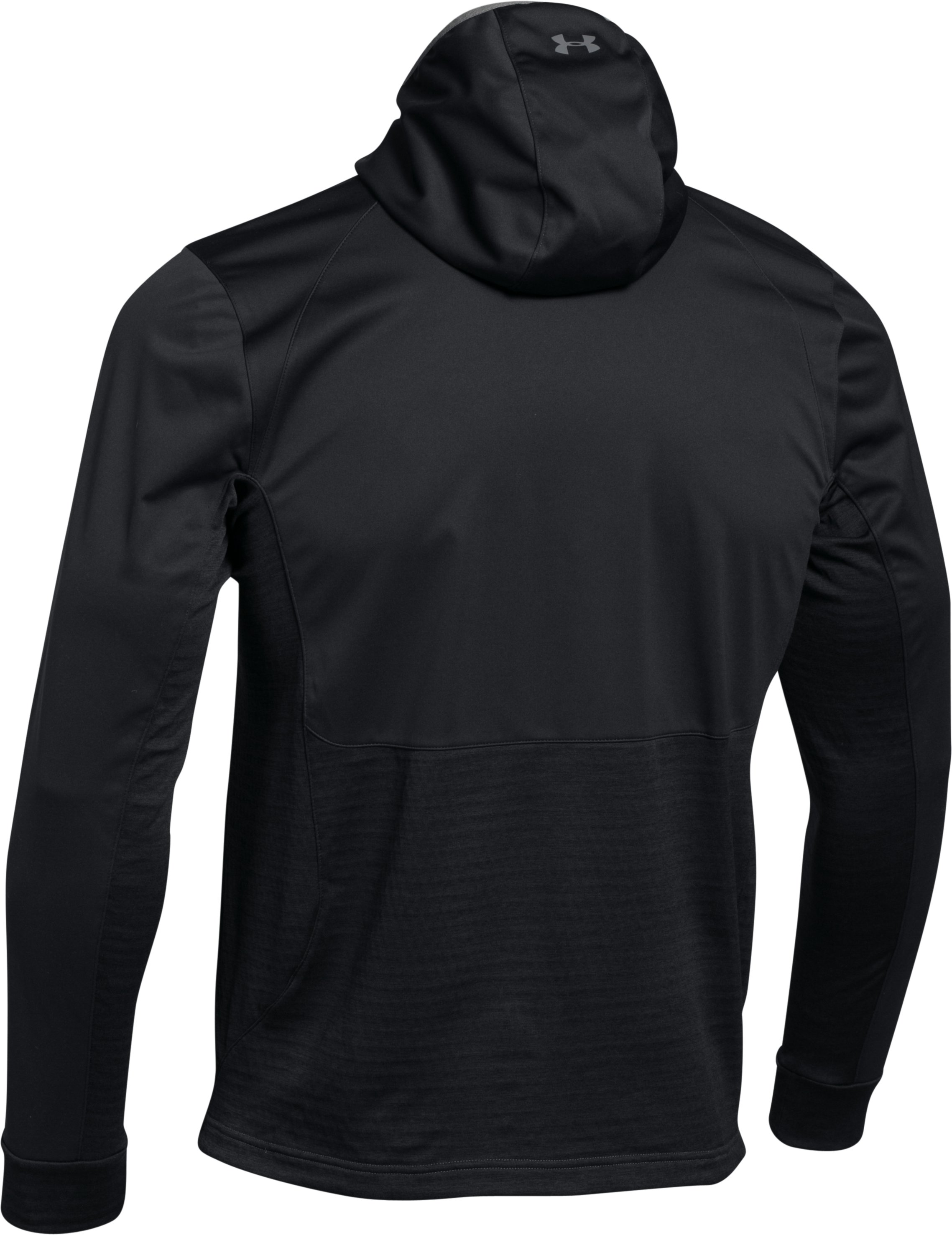 Men's UA Abney Jacket, Black ,
