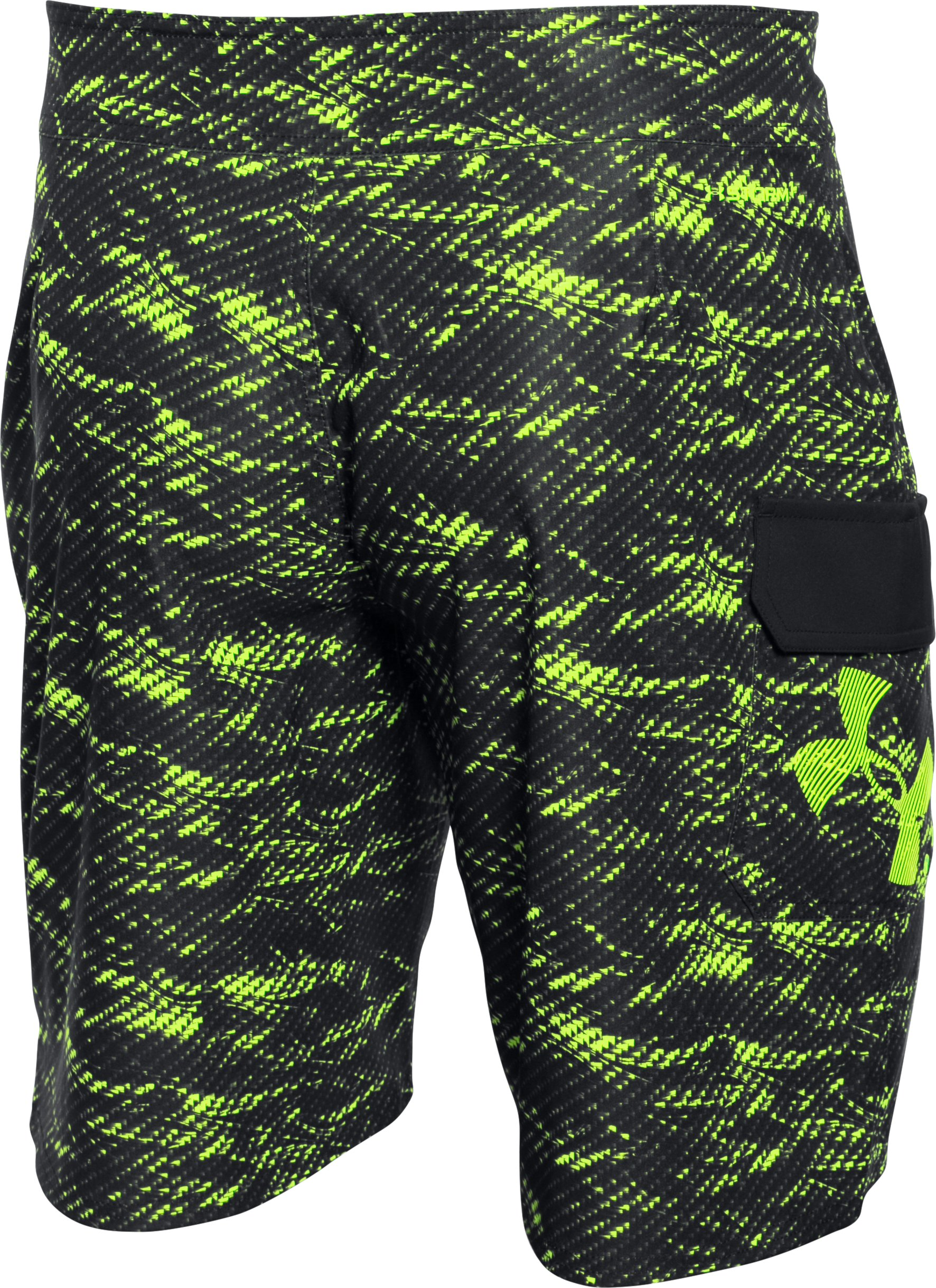 Men's UA Reblek , FUEL GREEN