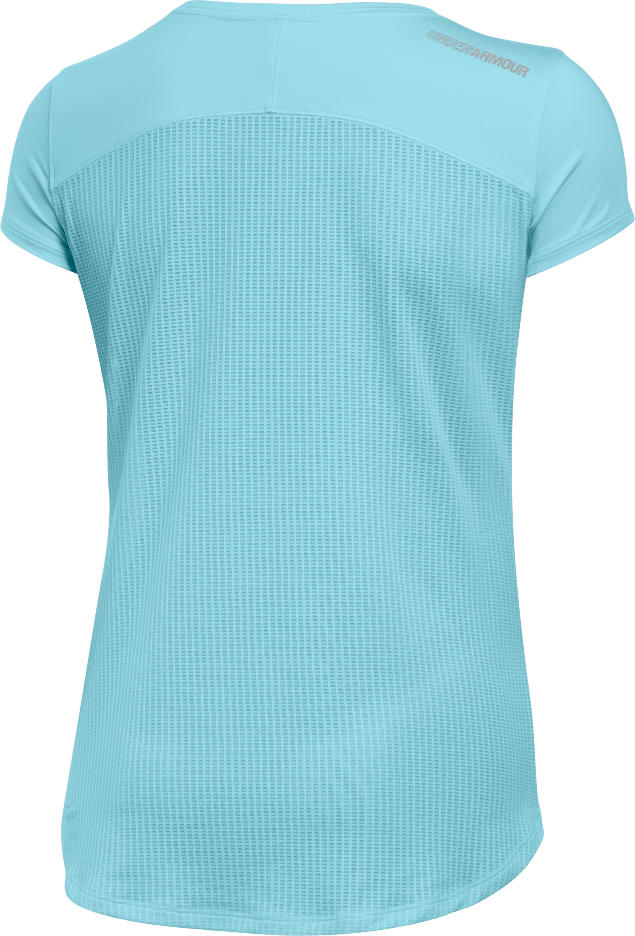 Women's UA Fly-By 2.0 Tee, MAUI,