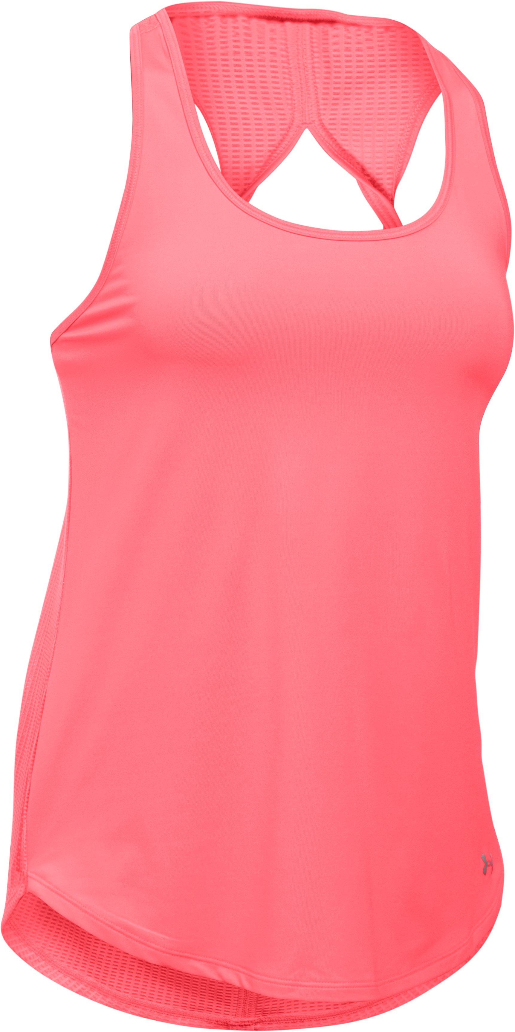 Women's UA Fly-By 2.0 Solid Tank, BRILLIANCE,