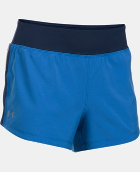 Women's UA Stretch Woven Shorts  1 Color $18.74 to $25.49