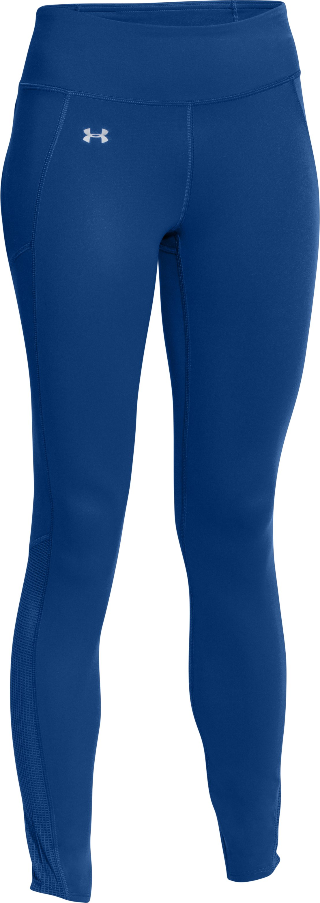 Women's UA Fly-By Run Legging , COBALT