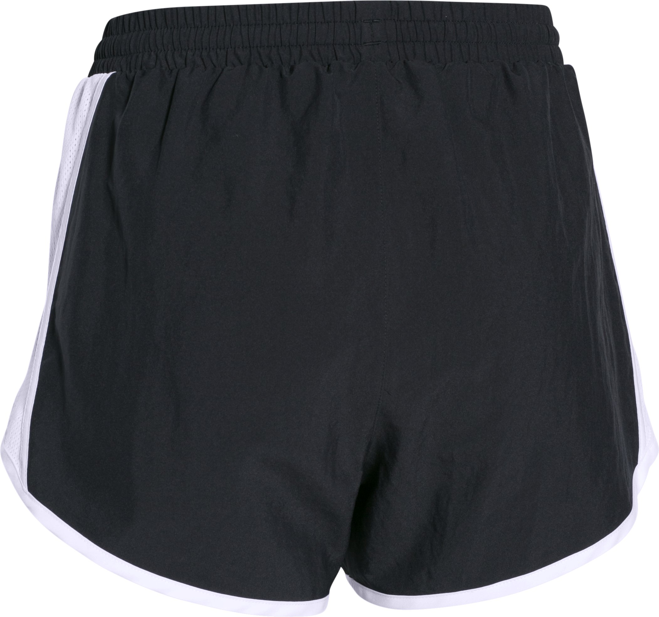 Women's UA Fly-By Run Shorts, Black