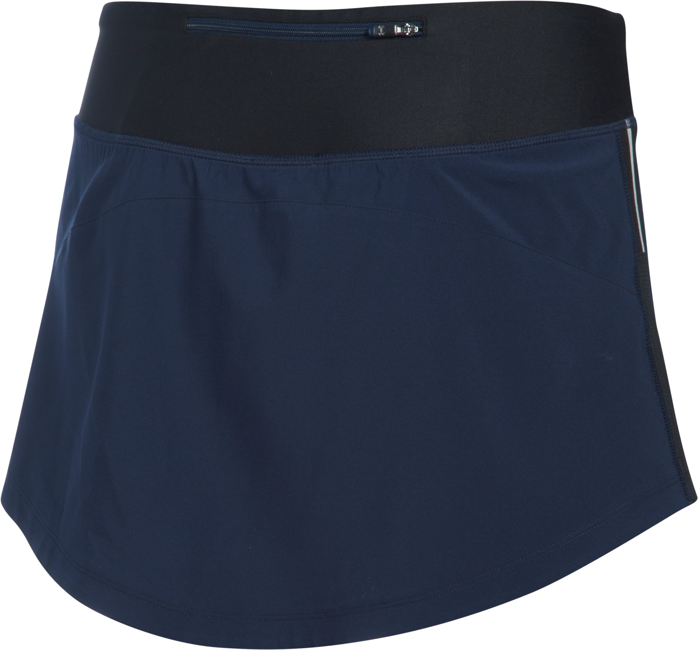 Women's UA Run True Skort, Midnight Navy, undefined