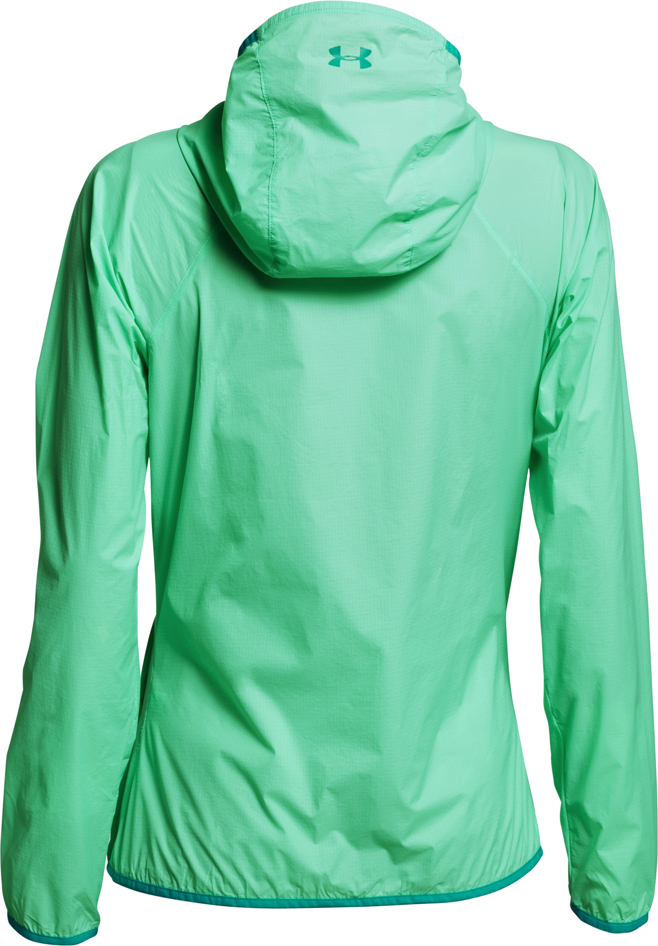 Women's UA Anemo Jacket, ANTIFREEZE