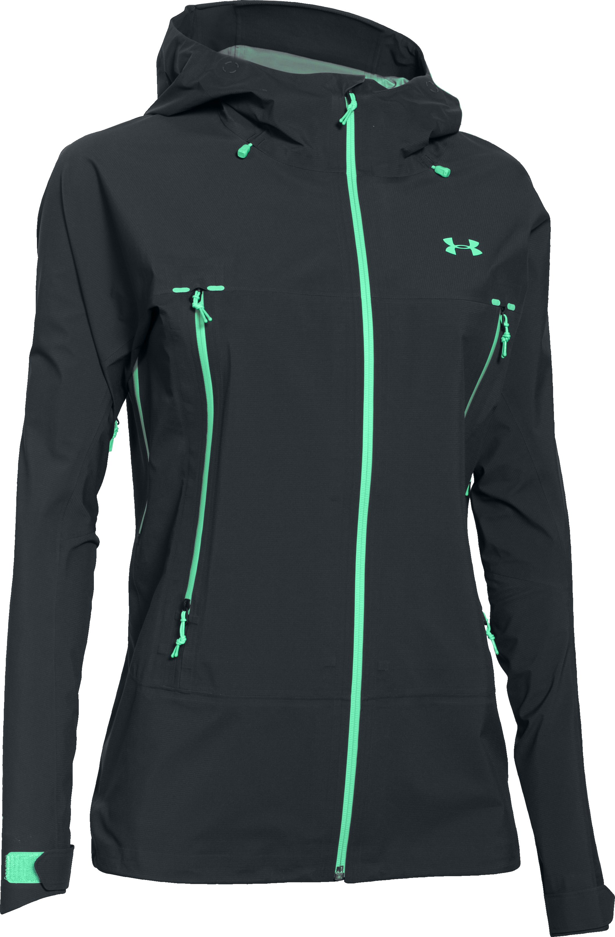 Women's UA Moonraker GORE-TEX® Jacket, ANTHRACITE, undefined