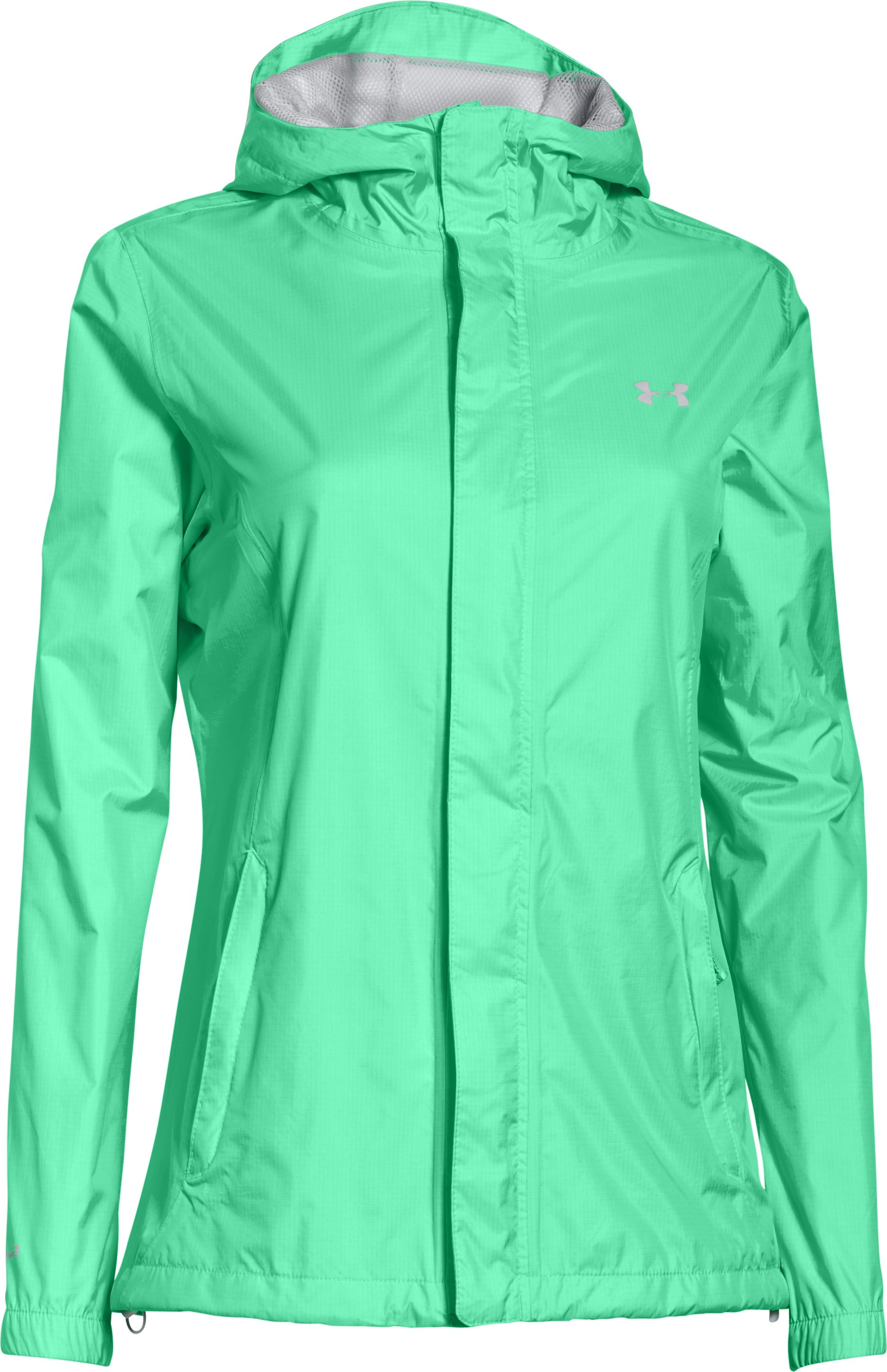 Women's UA Bora Jacket, ANTIFREEZE, undefined