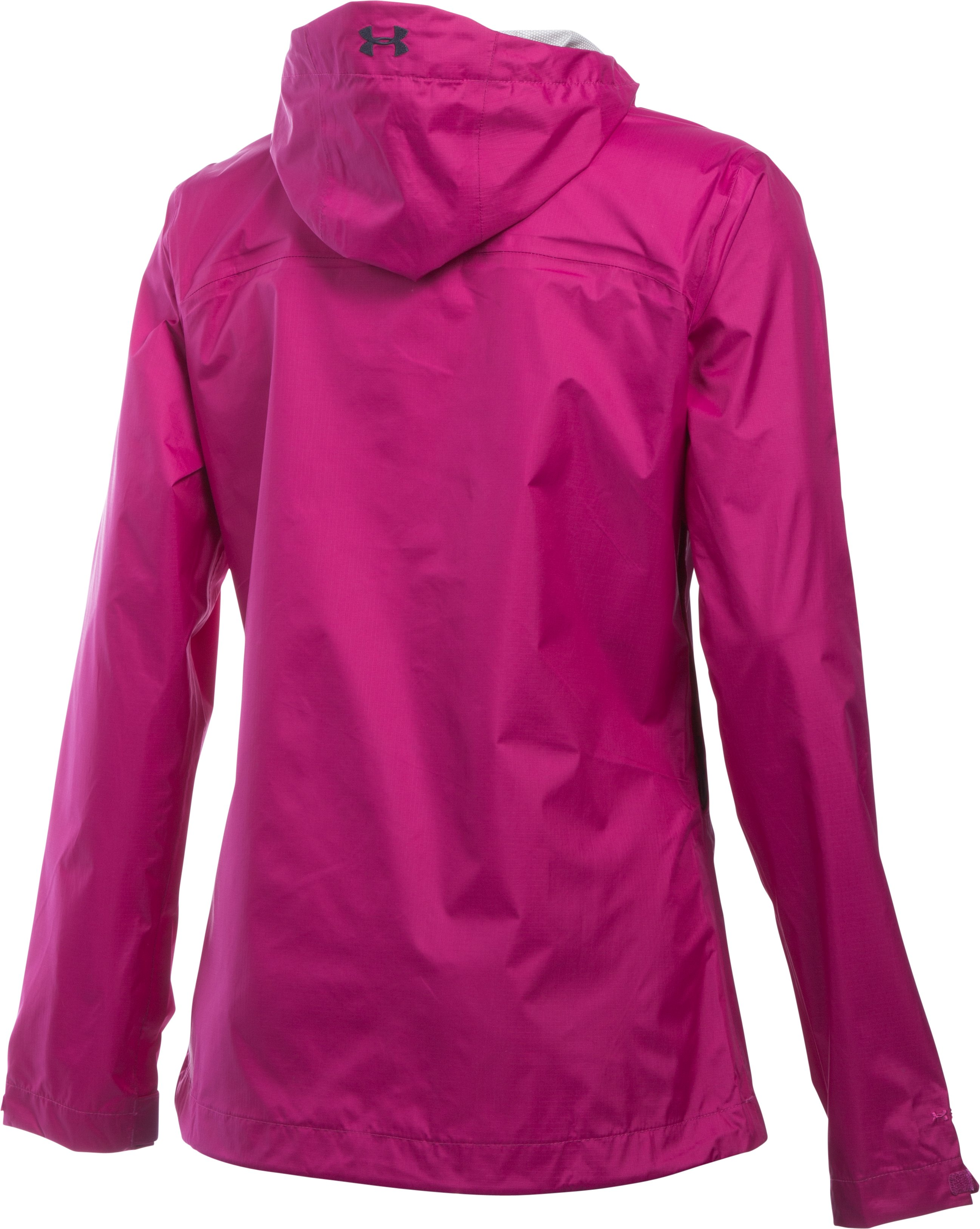 Women's UA Surge Jacket, MAGENTA SHOCK, undefined