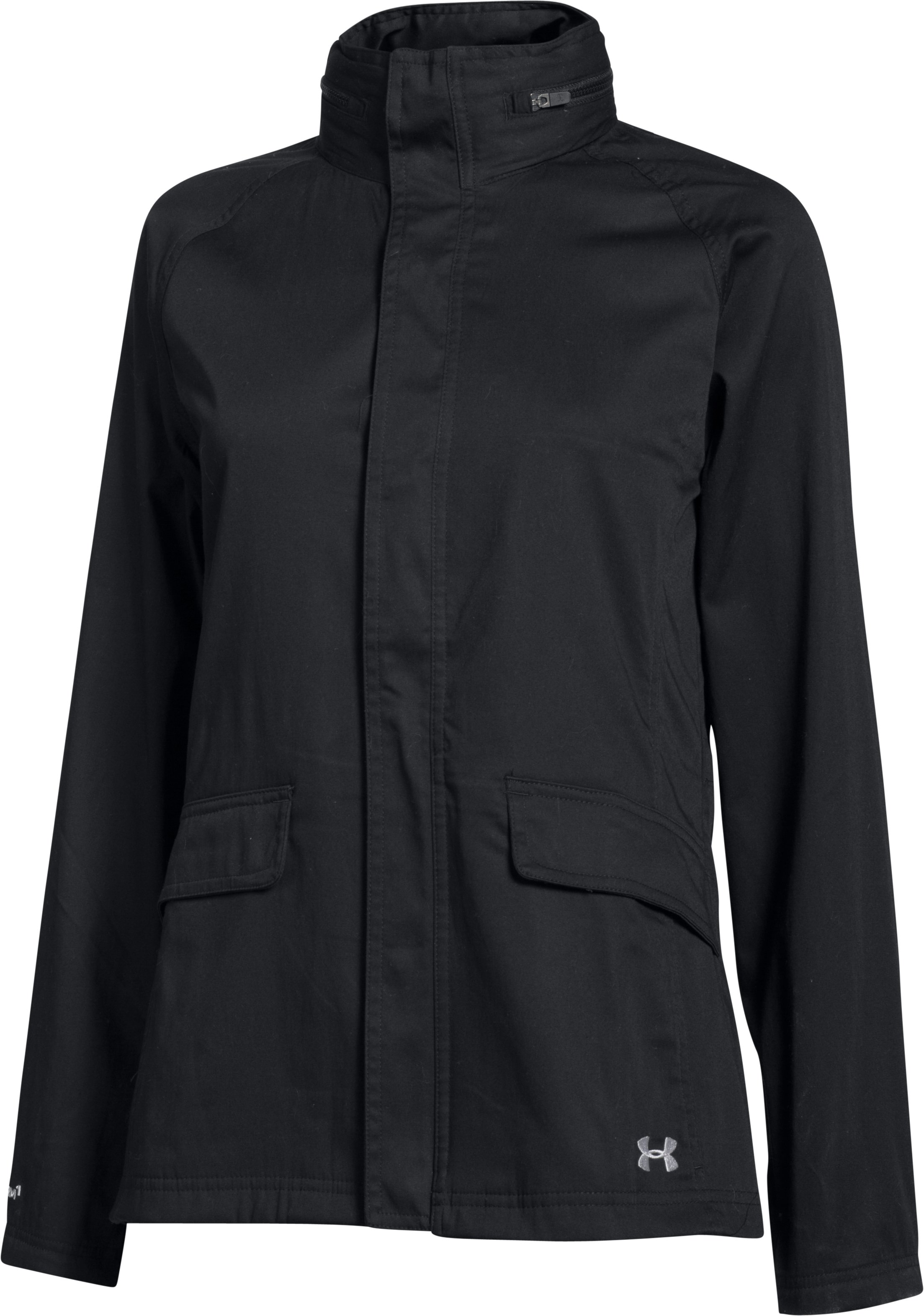 Women's UA Malabar Jacket, Black