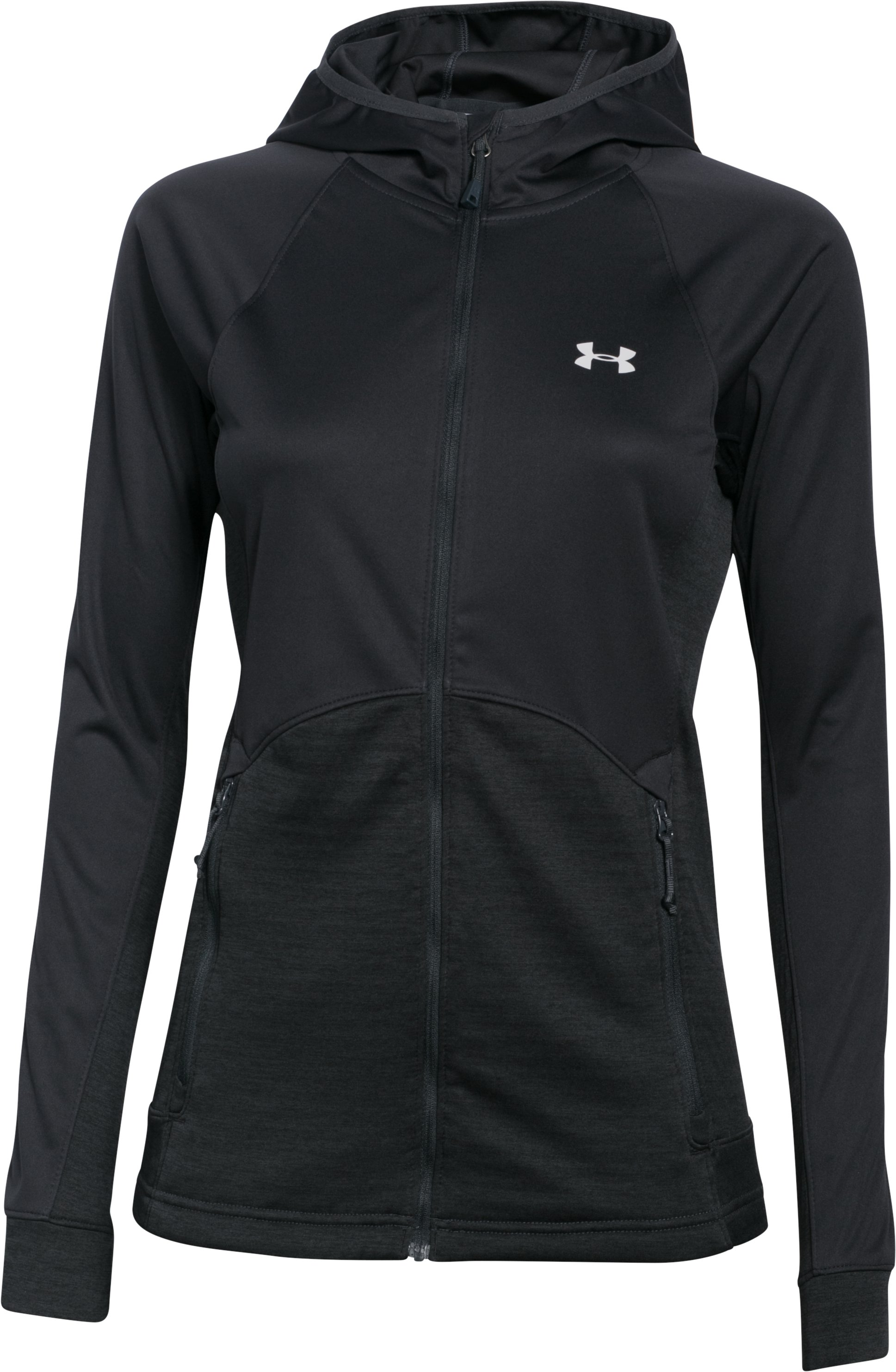 Women's UA Abney Jacket, Black