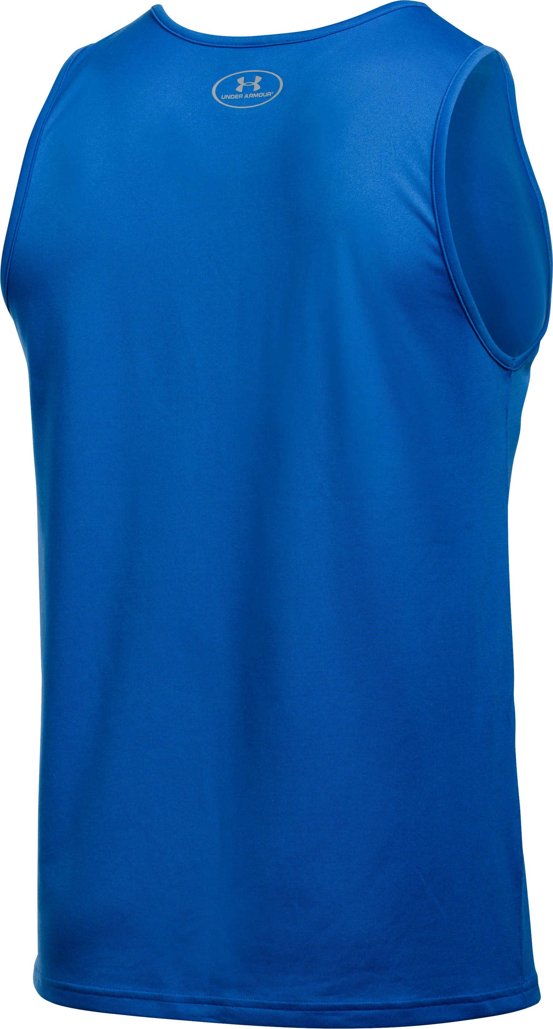 Men's UA Bender Tank, ULTRA BLUE,