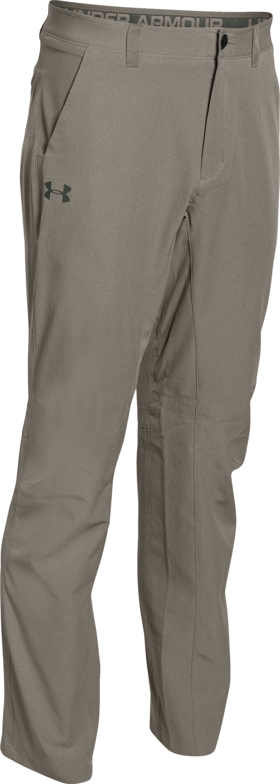 Men's UA ArmourVent™ Trail Pants, STONELEIGH TAUPE