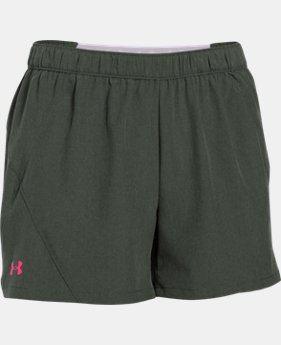 Women's UA Whisp Short  1 Color $39.99