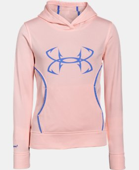 Girls' UA Fish Hook Hoodie  2 Colors $29.99