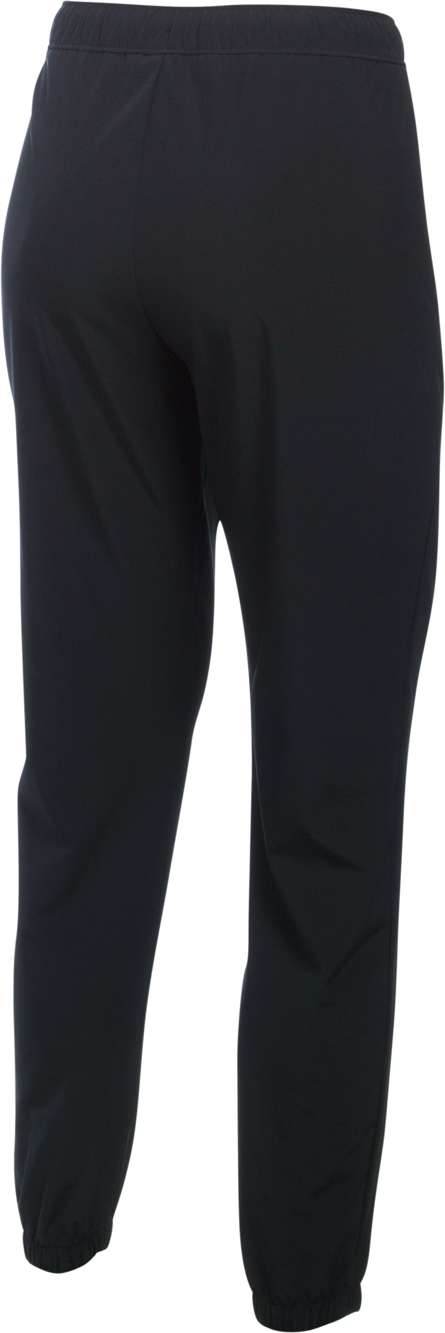 Women's UA Easy Pants, Black , undefined