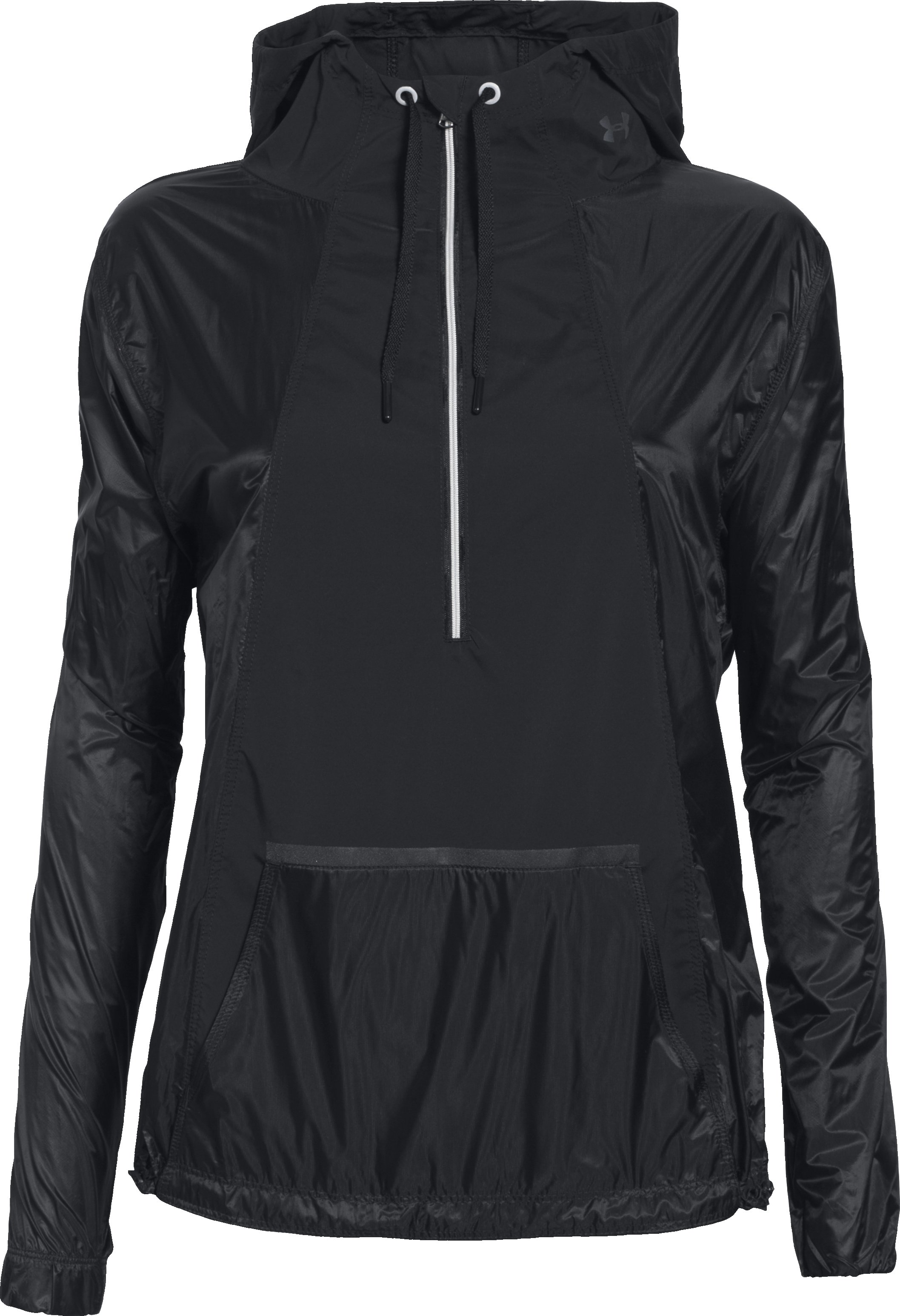 Women's UA Roga Jacket, Black , undefined