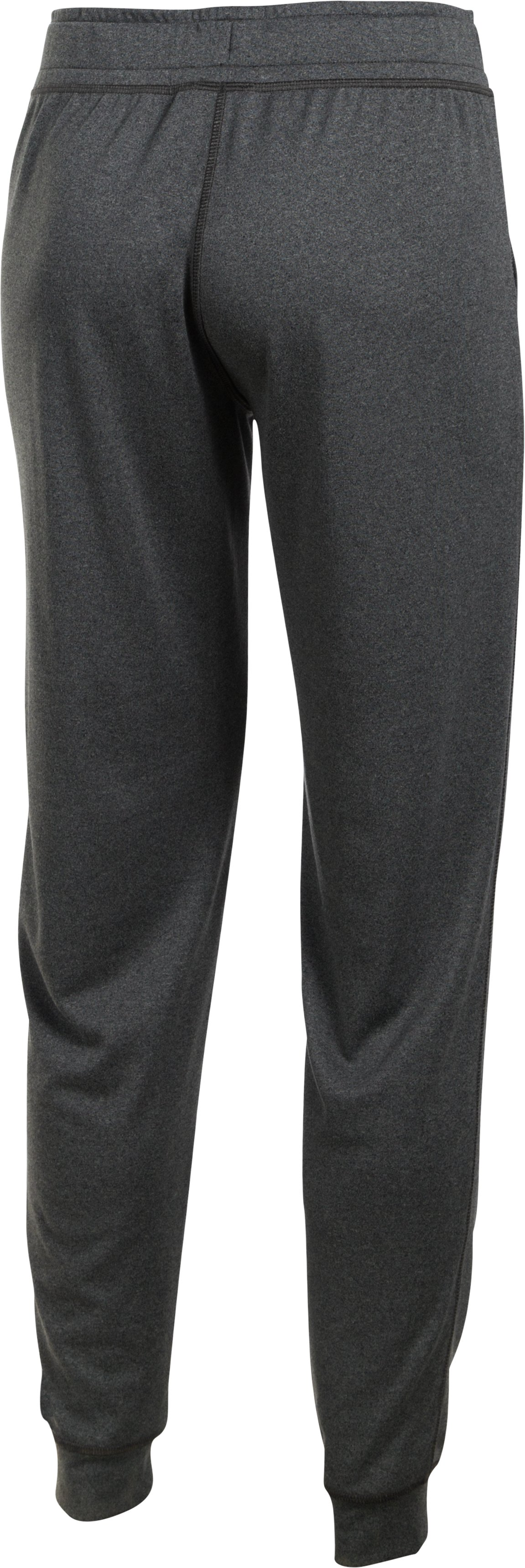 Women's UA Tech™ Pants, Carbon Heather, undefined
