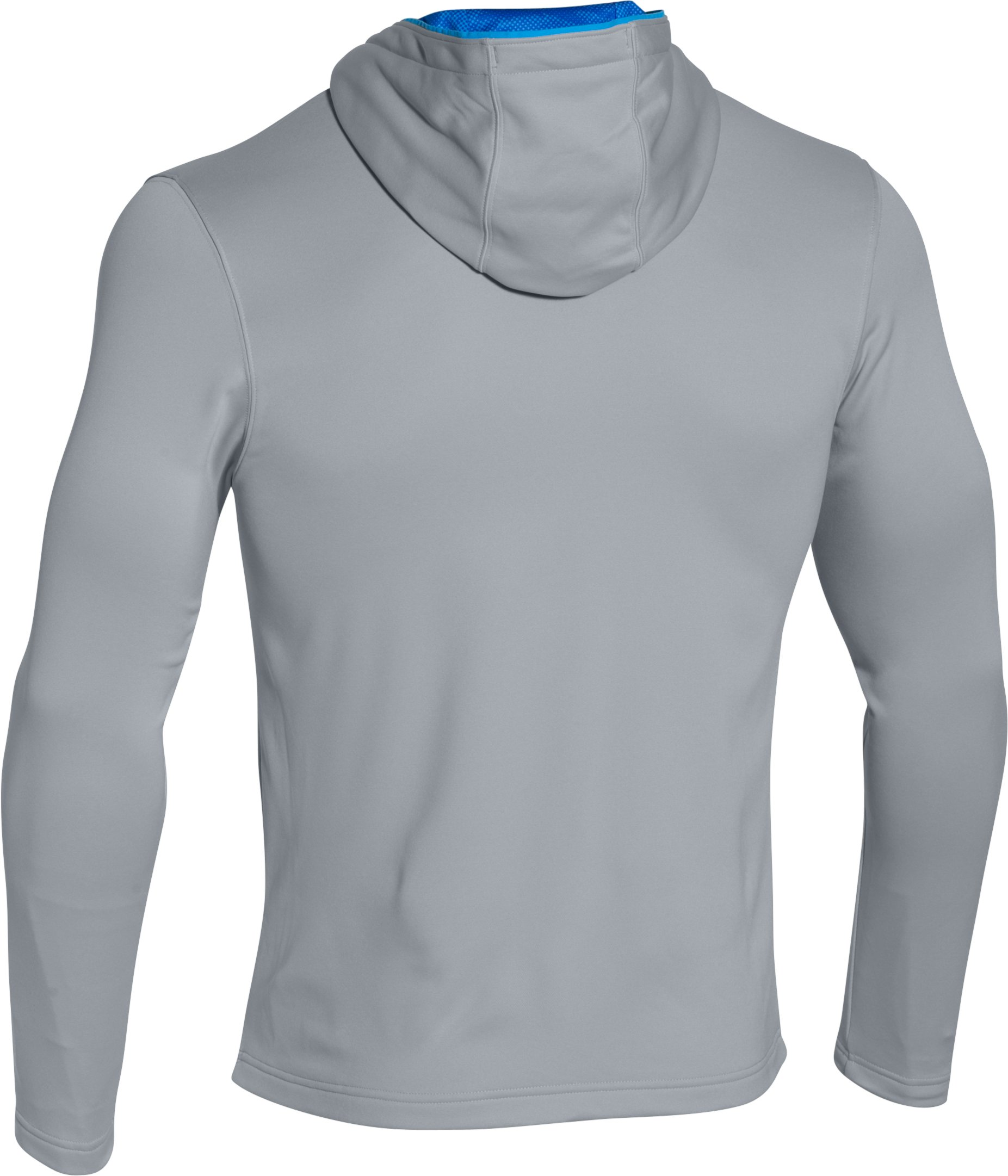 Men's UA Storm Dockside Hoodie, AMALGAM GRAY, undefined