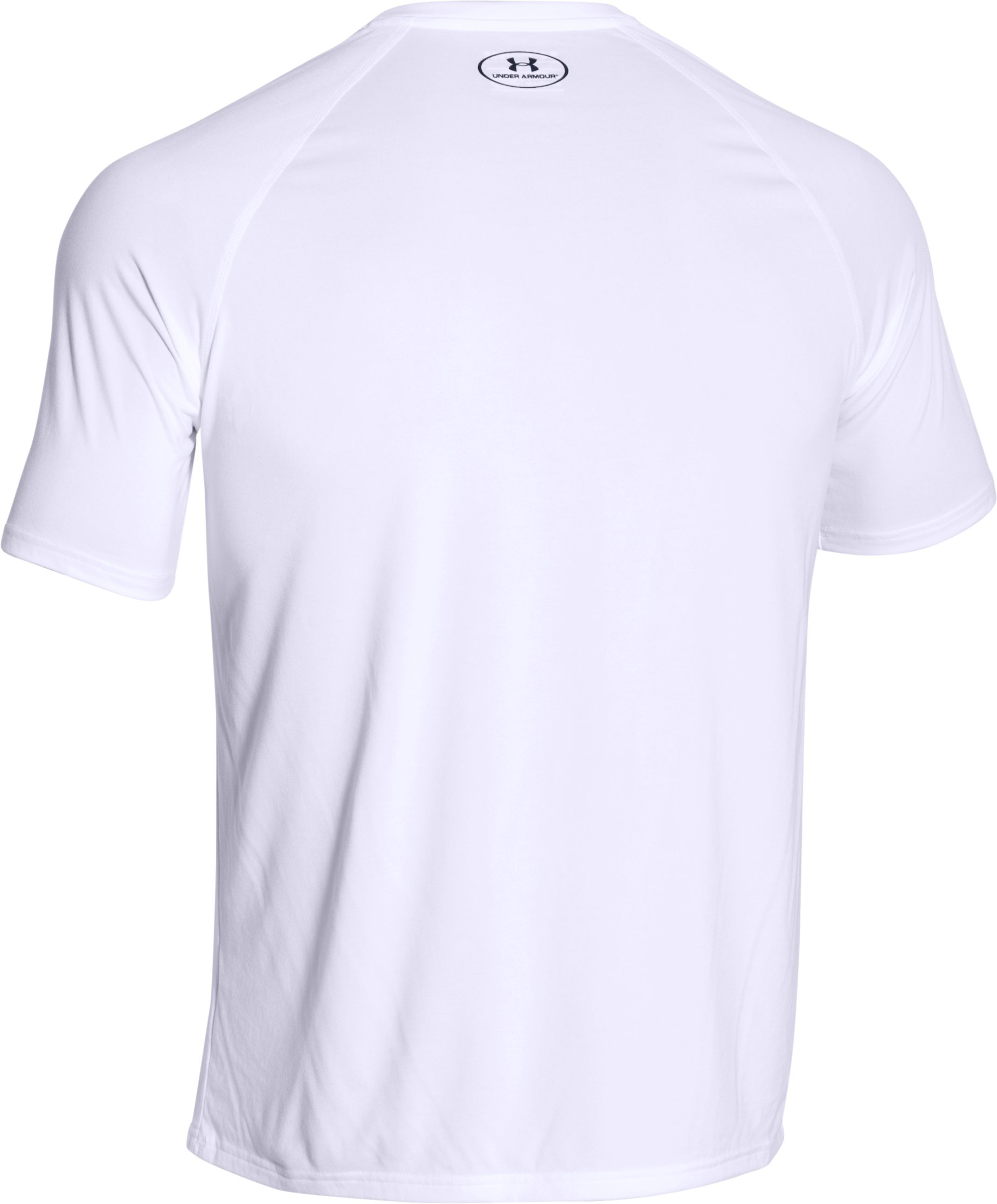 Men's UA Tech™ Boxed Logo T-Shirt, White