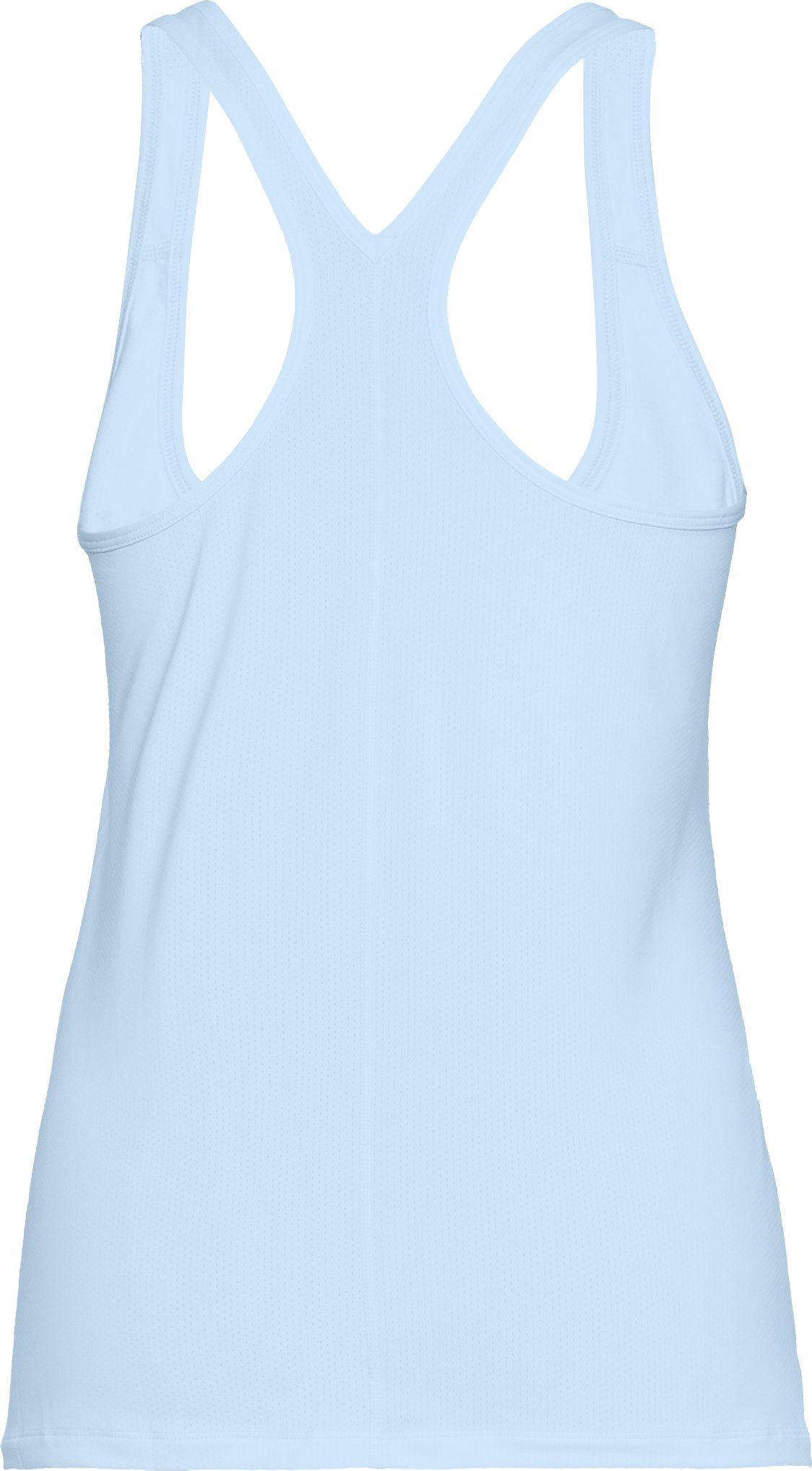 Women's UA HeatGear® Armour Racer Tank, HALOGEN BLUE,