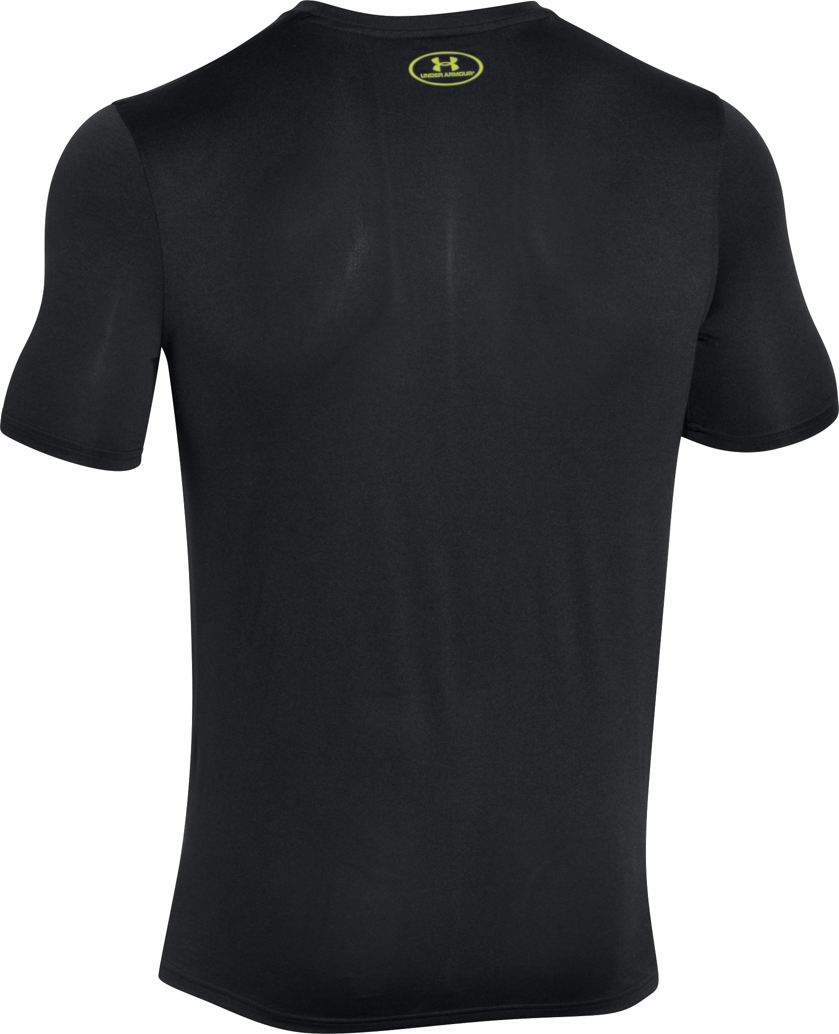 Men's UA I Fish T-Shirt, Black ,
