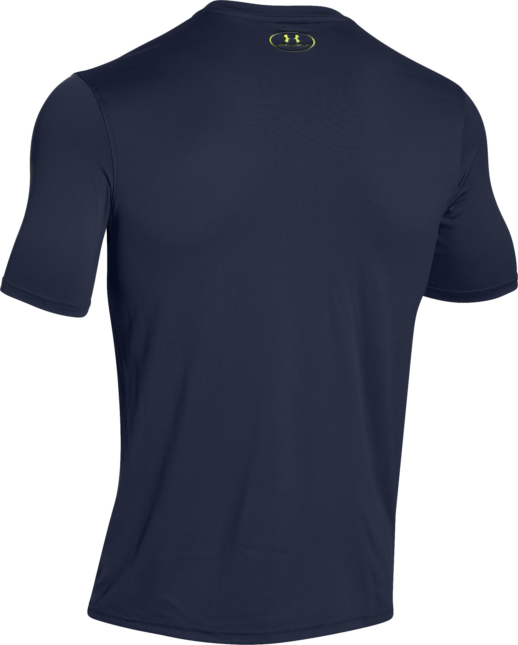 Men's UA Fish T-Shirt, Midnight Navy