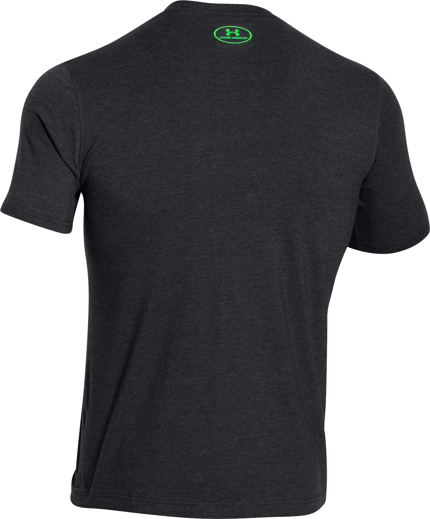 Men's UA Antler T-Shirt, Black , undefined