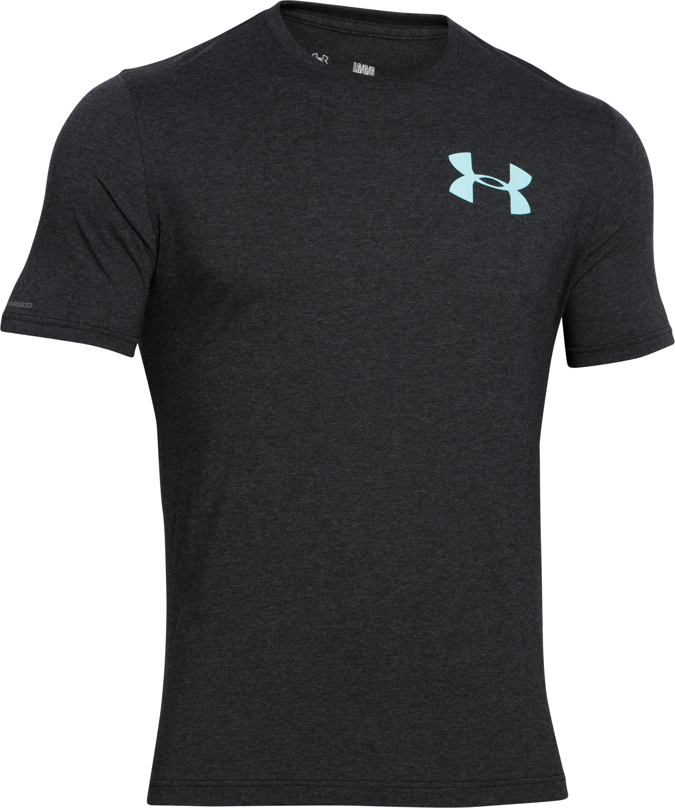 Men's UA Bass 1 T-Shirt, Black , undefined