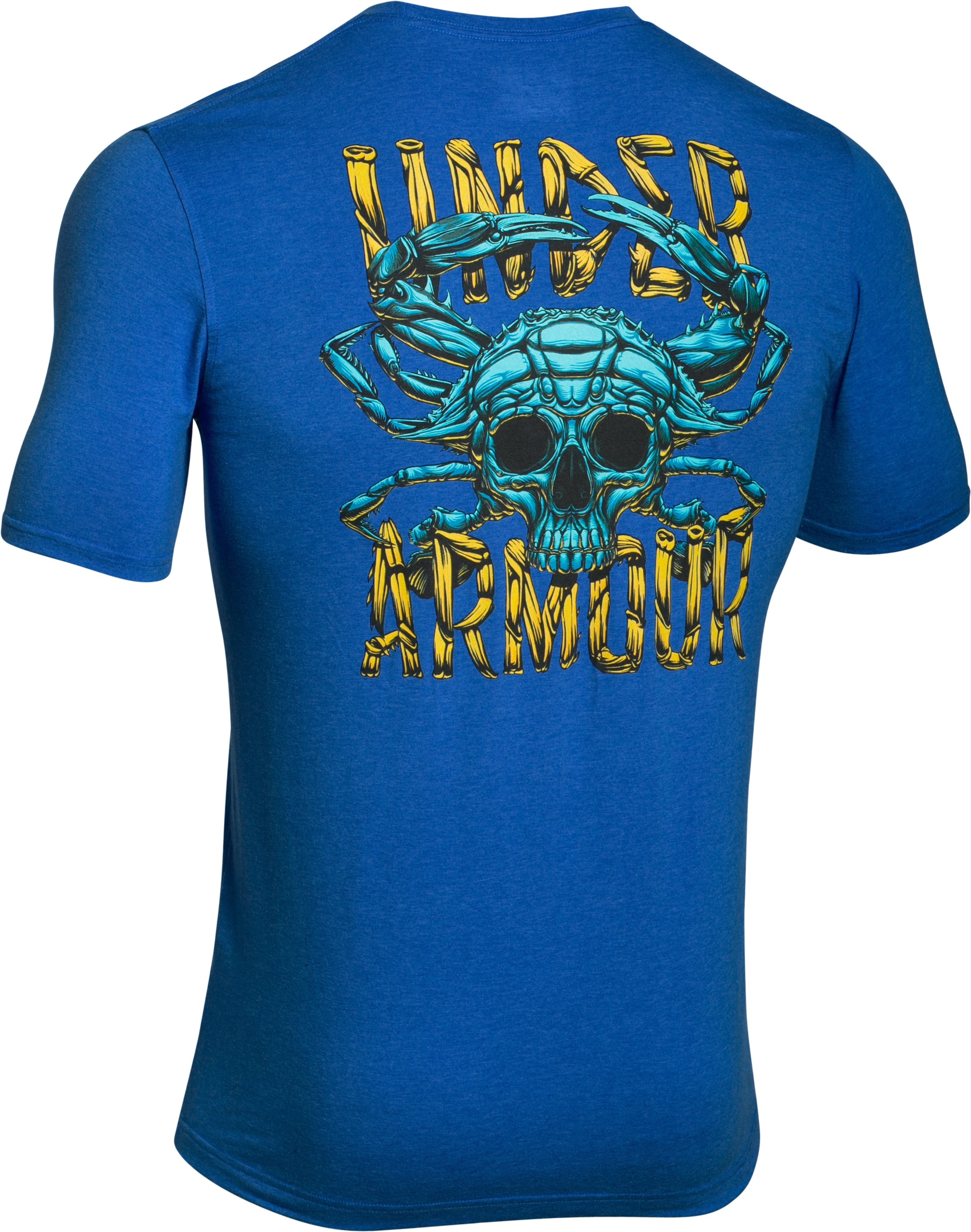 Men's UA Blue Crab T-Shirt, ULTRA BLUE