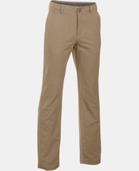 Boys' UA Match Play Pants  1 Color $36.74