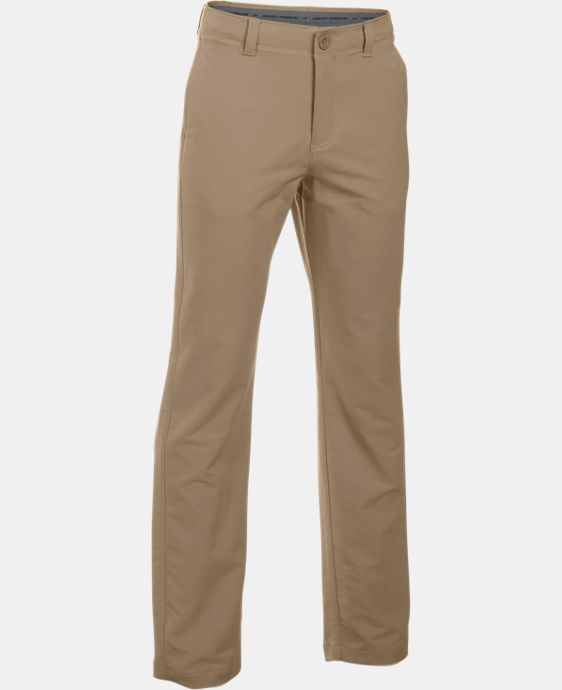 New Arrival  Boys' UA Match Play Pants  2 Colors $74.99