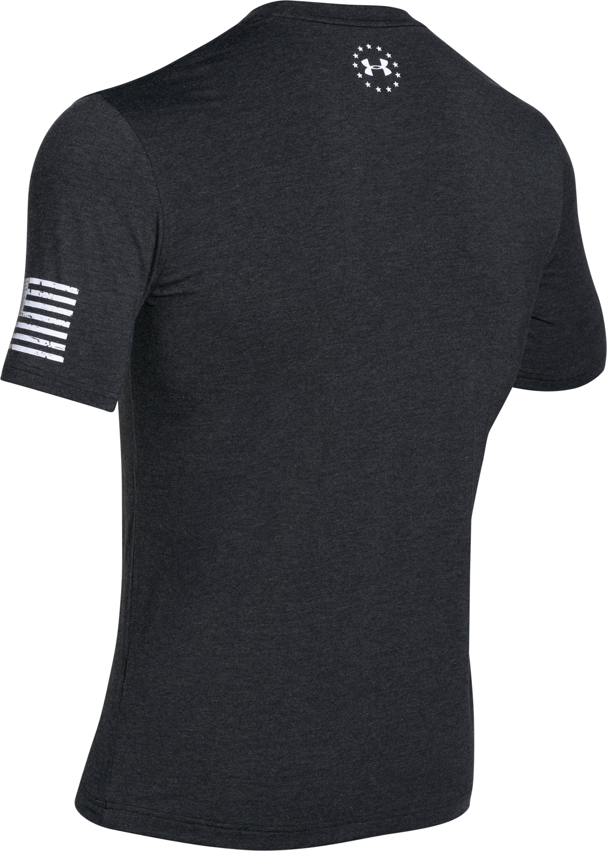 Men's UA Freedom Air Force T-Shirt, Black