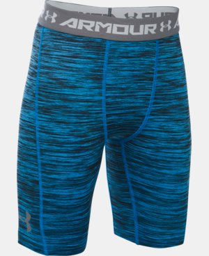 Boys' UA CoolSwitch Fitted Shorts LIMITED TIME: FREE U.S. SHIPPING 1 Color $17.24